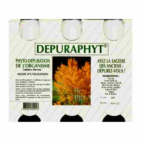 Depuraphyt - Carabiens le Forum