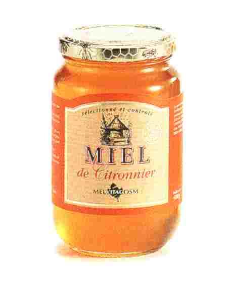 miel bio non pasteurise